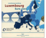 Luxembourg Euro Official Mint Set 2007