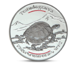 Red Book of Armenia - Mediterranean Tortoise