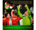 Hungary Official Mint Set Football UEFA European Championship 2016