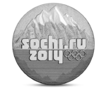 Olympic Winter Games 2014 Sochi - Logo