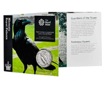 UK £5 Legend of Ravens 2019