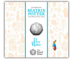 UK 50 Pence Beatrix Potter Peter Rabbit 2017 UNC