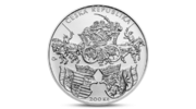 Czech 200 CZK Issuance of Klaudyán Map 2018 Silver