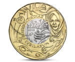 San Marino 5 Euro Year of Mercy 2016