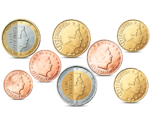 Luxembourg Euro Coins Set UNC 2013