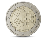 Portugal 2 Euro 150th Anniversary of the Portuguese Red Cross 2015 UNC