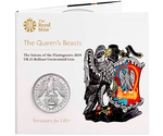 UK £5 Falcon of the Plantagenets 2019